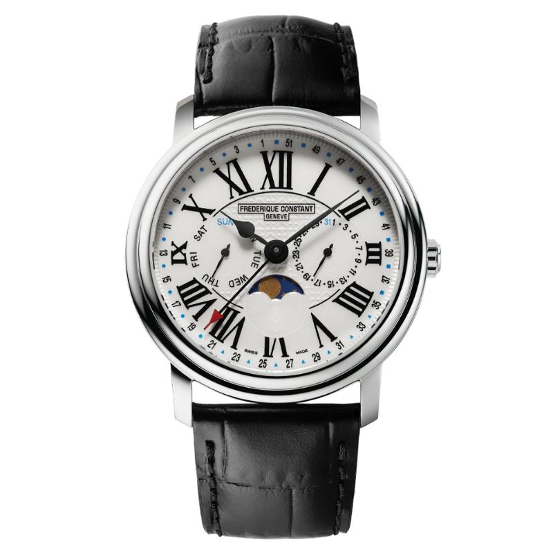 frederique constant classics business timer fc-270m4p6