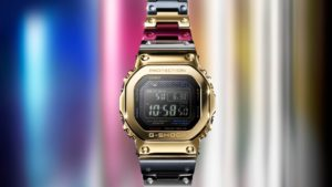 Casio Limited G Shock GMWB5000TR